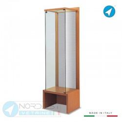 Vetrina verticale top vetro...