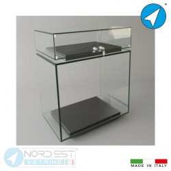 Tavolo desk LAYER CRYSTAL...