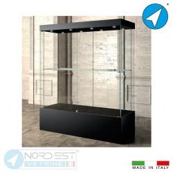 Vetrina Museo 160x60x190h...