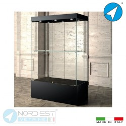 Vetrina Museo 120x60x190h...