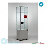 Vetrine Verticali Profili Alluminio TOP