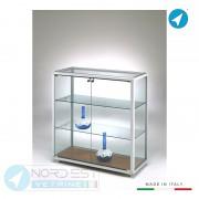 Vetrine Banco Profili Alluminio TOP