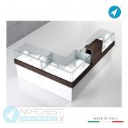 Vetrine Linea Modulare Quadra per Shop Centro Commerciale